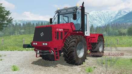 Kirovets K-744Ҏ3 pour Farming Simulator 2013