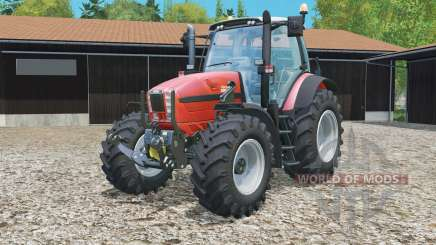 Same Fortis 190 replaceable tires pour Farming Simulator 2015