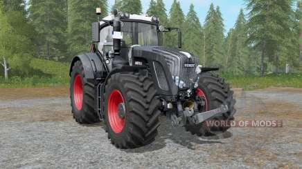 Fendt 900 Vario Schwarz Beautƴ für Farming Simulator 2017