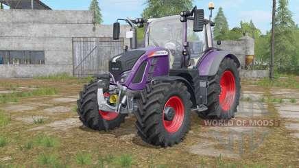 Fendt 500 Variꝍ pour Farming Simulator 2017