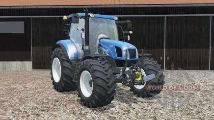 Neue Hollanᵭ T6.160 für Farming Simulator 2015