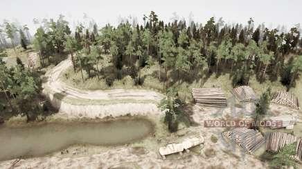 Holzfäller Semyonitch für MudRunner
