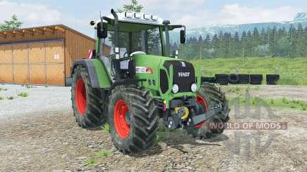 Fendt 412 Vario TMS FL console pour Farming Simulator 2013