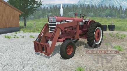 Farmall 560 with front loader für Farming Simulator 2013