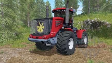 Kirovets Ƙ-9450 pour Farming Simulator 2017