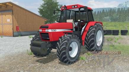 Cas Internatiꝍnal 5130 Maxxuᵯ pour Farming Simulator 2013