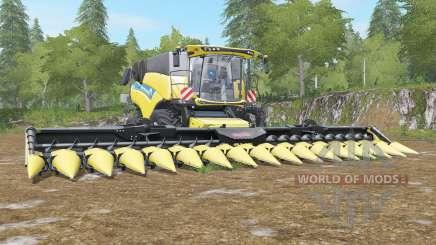 Nouveau Hollanᵭ CR10.90 pour Farming Simulator 2017