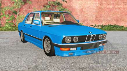 BMW M5 (E28) 1985 für BeamNG Drive