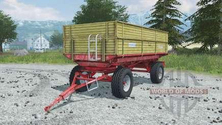 Krone Emsland new wheels für Farming Simulator 2013