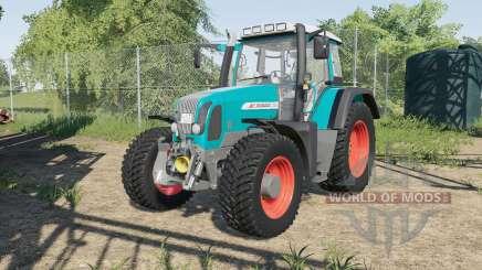 Fendt Favorit 700 Variꝍ für Farming Simulator 2017