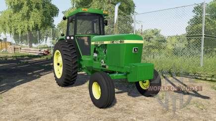 John Deere 4240 & 4440 für Farming Simulator 2017