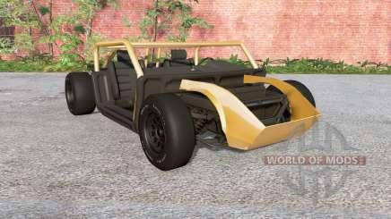 Civetta Bolide Super-Kart v2.0 für BeamNG Drive