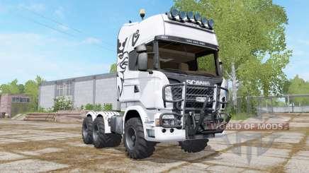 Scania R730 Agro pour Farming Simulator 2017