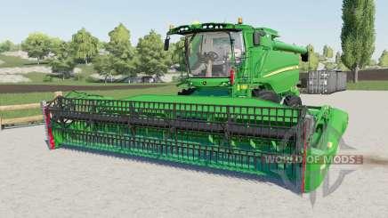 John Deere T560ᶖ pour Farming Simulator 2017