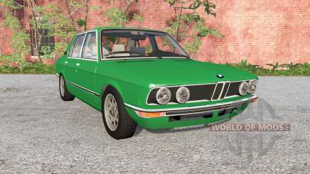 BMW 528i sedan (E12) 1977 für BeamNG Drive