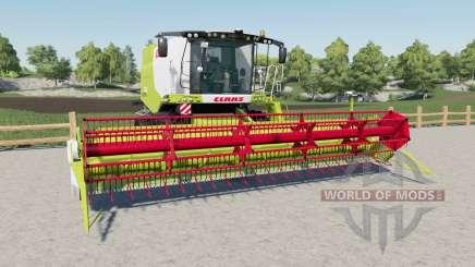 Claas Lexion 670 pour Farming Simulator 2017