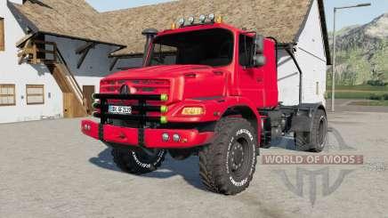 Mercedes-Benz Zetros AS 4x4 für Farming Simulator 2017