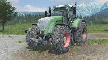 Fendt 936 Varᶖꝍ pour Farming Simulator 2013