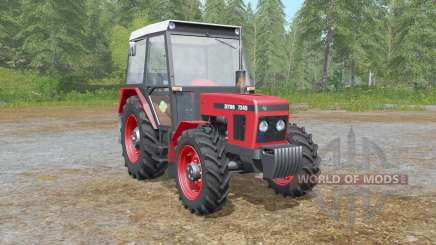 Zetoᵲ 7245 pour Farming Simulator 2017