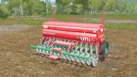 Unia Poznaniak DXL pour Farming Simulator 2017