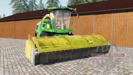 John Deere 8100i-8800i pour Farming Simulator 2017