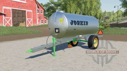 Joskin AquaTrans 7300 S transport of liquids pour Farming Simulator 2017