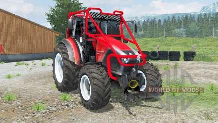 Lindner Geotrac 94 Forestry für Farming Simulator 2013
