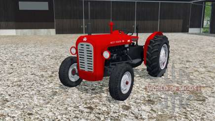 Massey Fergusoɲ 35 pour Farming Simulator 2015