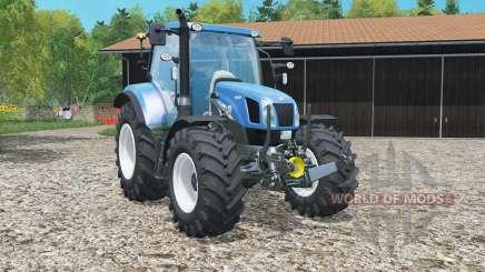 Neue Hollaɳd T6.160 für Farming Simulator 2015