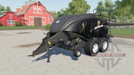 New Holland BigBaler 12୨0 für Farming Simulator 2017