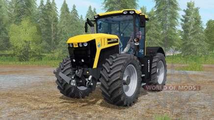 JCB 4220 Fastraƈ für Farming Simulator 2017
