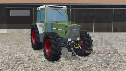 Fendt Farmer 310 LSA Turbomatiƙ für Farming Simulator 2015