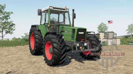 Fendt Favorit 615 LSA Turbomatik Є pour Farming Simulator 2017
