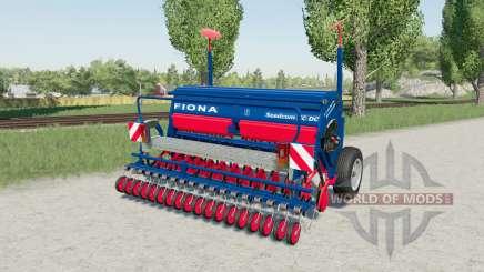 Fiona Seedcom XC DC pour Farming Simulator 2017