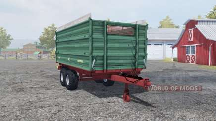 Brantner TA 11045 XXL change bodywork für Farming Simulator 2013