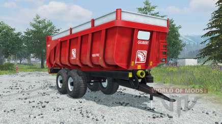 Gilibert 1800 Prꝍ für Farming Simulator 2013