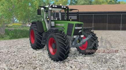 Fendt Favorit 926 Variꝍ pour Farming Simulator 2015
