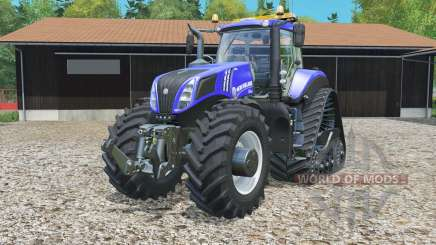 New Holland T8.4ろ5 für Farming Simulator 2015
