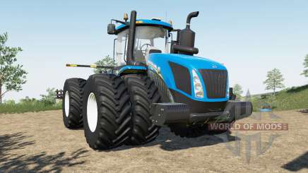 New Holland T9.435-T9.565 pour Farming Simulator 2017