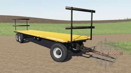 La Littorale PU 18 pour Farming Simulator 2017