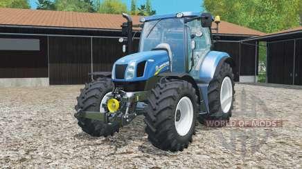 New Holland T6.17ⴝ für Farming Simulator 2015