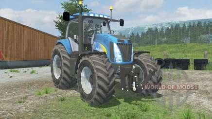 New Holland T8050 pour Farming Simulator 2013