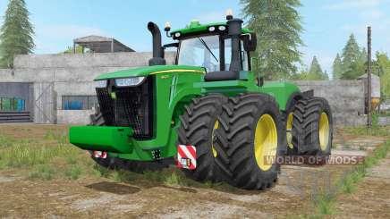 John Deere 9420R-9620R für Farming Simulator 2017