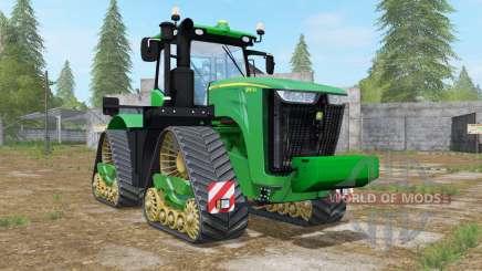 Ʝohn Deere 9560RX für Farming Simulator 2017