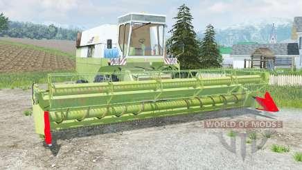 Fortschritt E 517 MoreRealistic pour Farming Simulator 2013