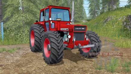 Volvo BM 810 Turbo pour Farming Simulator 2017