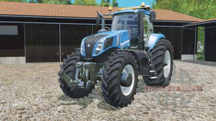 New Holland Ƭ8.320 für Farming Simulator 2015