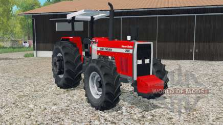 Massey Ferguson 29୨ pour Farming Simulator 2015