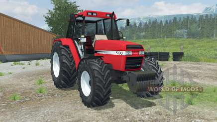 Fall Internatiꝍnal 5130 Maxxum für Farming Simulator 2013