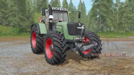 Fendt 930 Vario TMS movable axis für Farming Simulator 2017